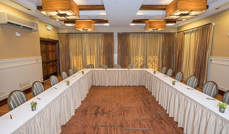 Abrego I Meeting Room - Hotel Abrego Monterey California
