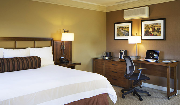 Deluxe Rooms - Hotel Abrego Monterey California